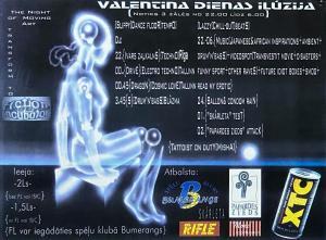 Valentina Dienas Iluzija 1999