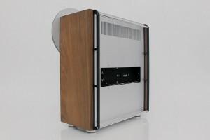 Tape Recorder M063 Backside