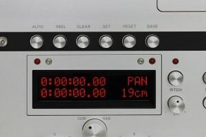 Tape Recorder M063 Counter