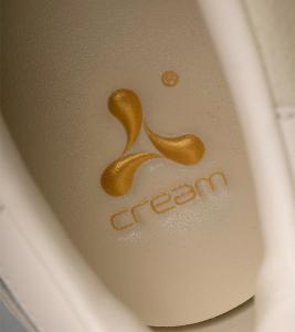 Cream Adidas 4